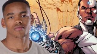 Wade-Cyborg - DC Comics News