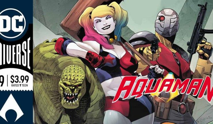 Aquaman 39 - DC Comics News