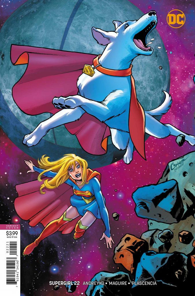 Review: Supergirl #22