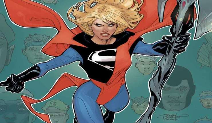 Marc Andreyko Supergirl dc comics news