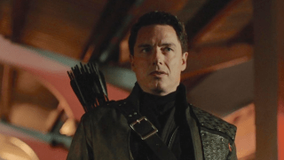 John Barrowman Arrow dc comics news