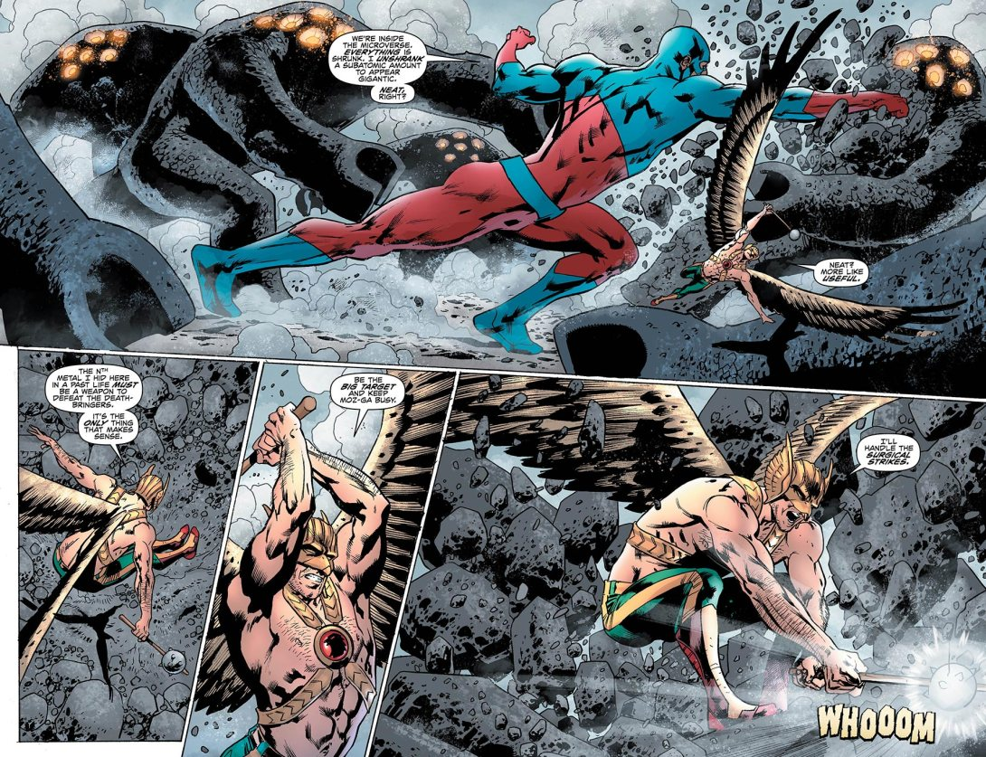 Hawkman 6_4-5 - DC Comics News