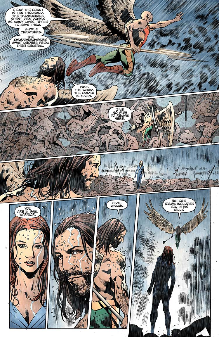 Hawkman - 7_4 - DC Comics News