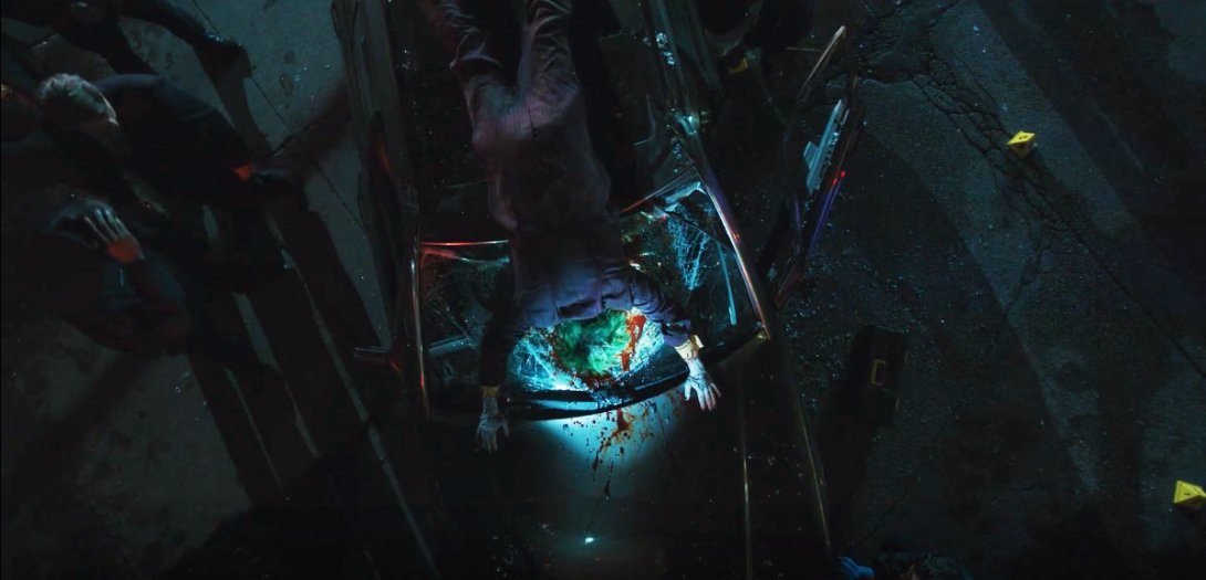 Titans - Episode 11 - Scene 1 - DC Comics News