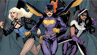 birds of prey trilogy dc comics news