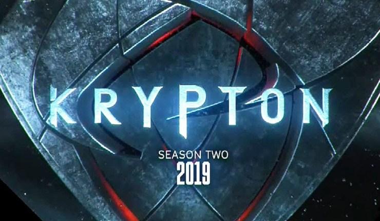 Krypton S2 - DC Comics News