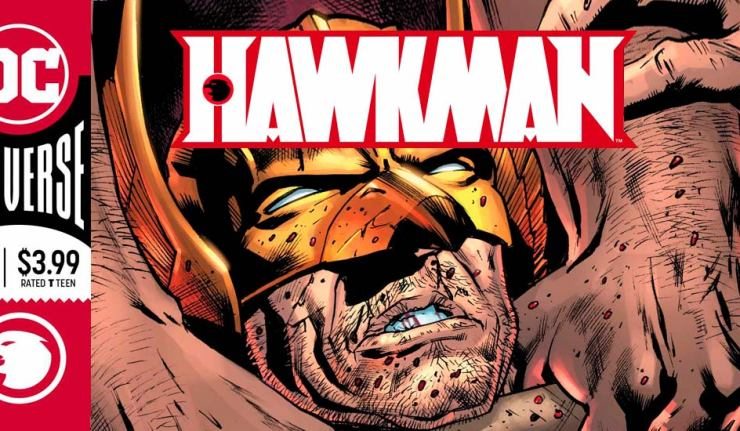 Hawkman 9 - DC Comics News