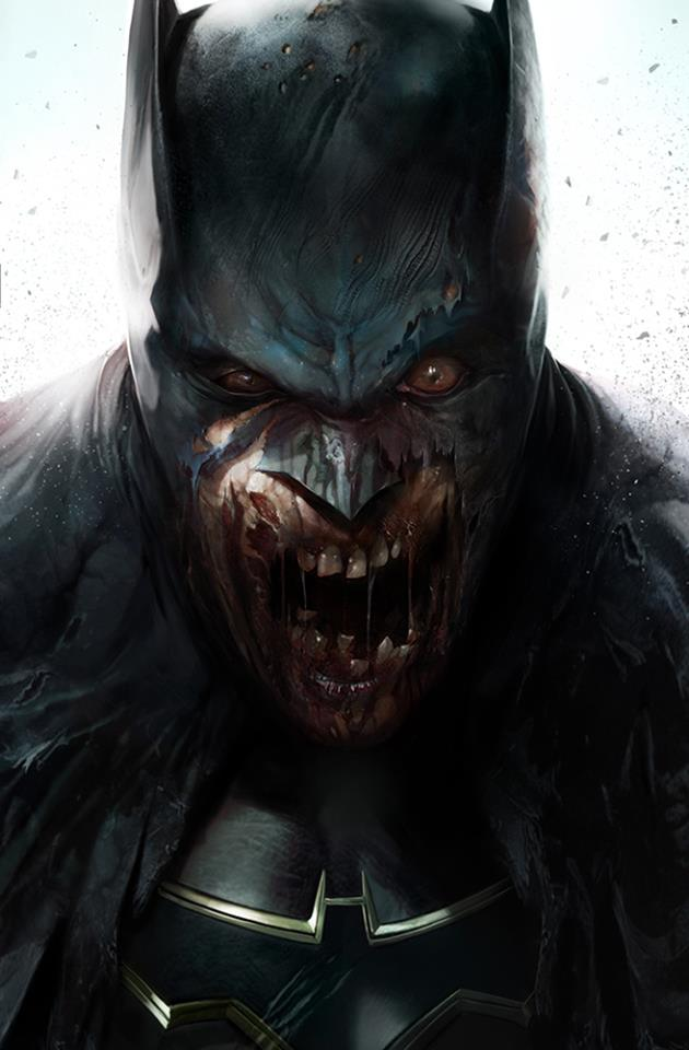 DCeased Cover 3 - DC Comics News