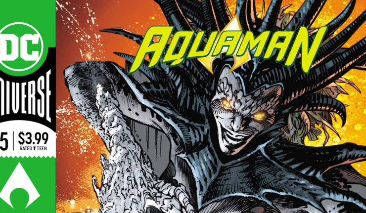 Aquaman 45 - DC Comics News