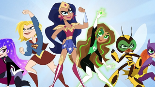 super hero girls dc comics news