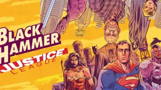 Black Hammer-Justice League - DC Comics News