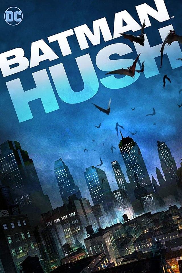 hush animated dc comics news