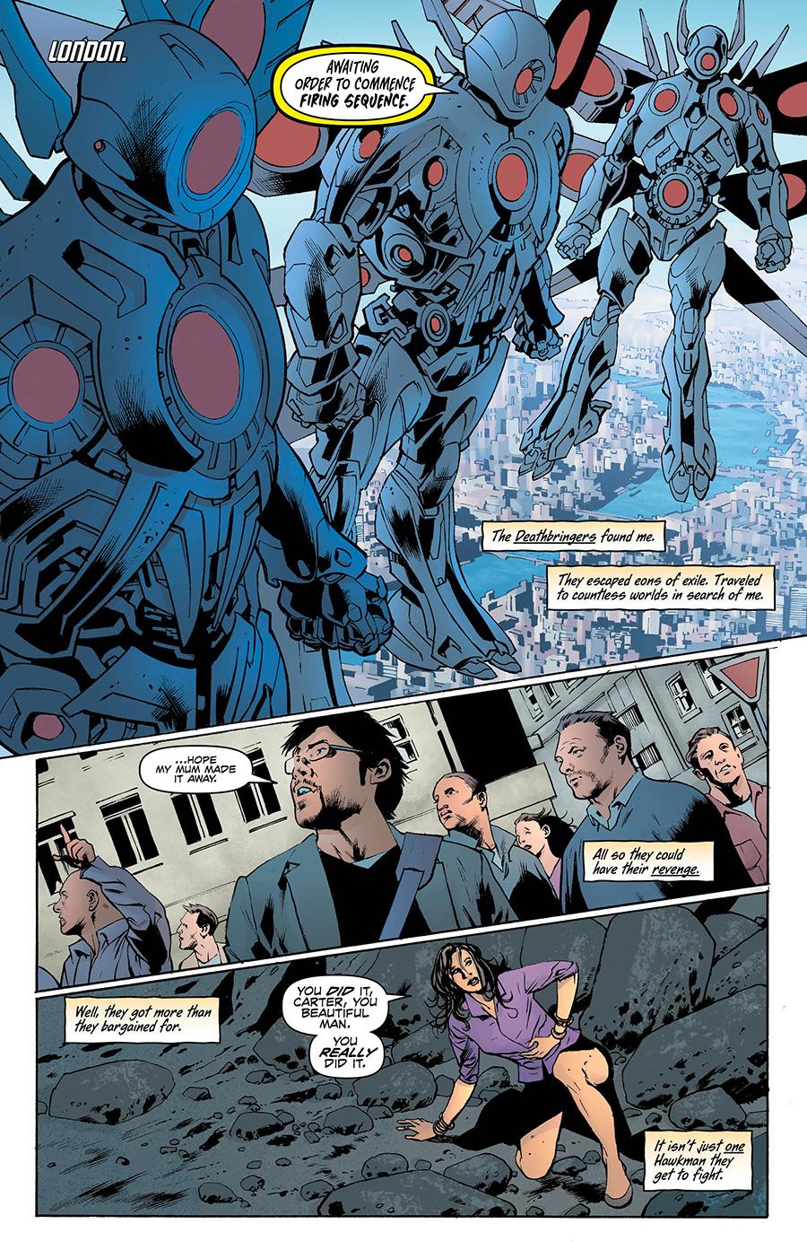 HAWKMAN_11_1 - DC Comics News