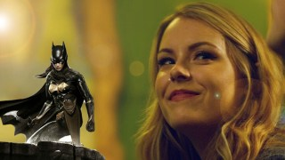 Amber Myers interview dc comics news