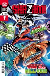 Shazam! #5