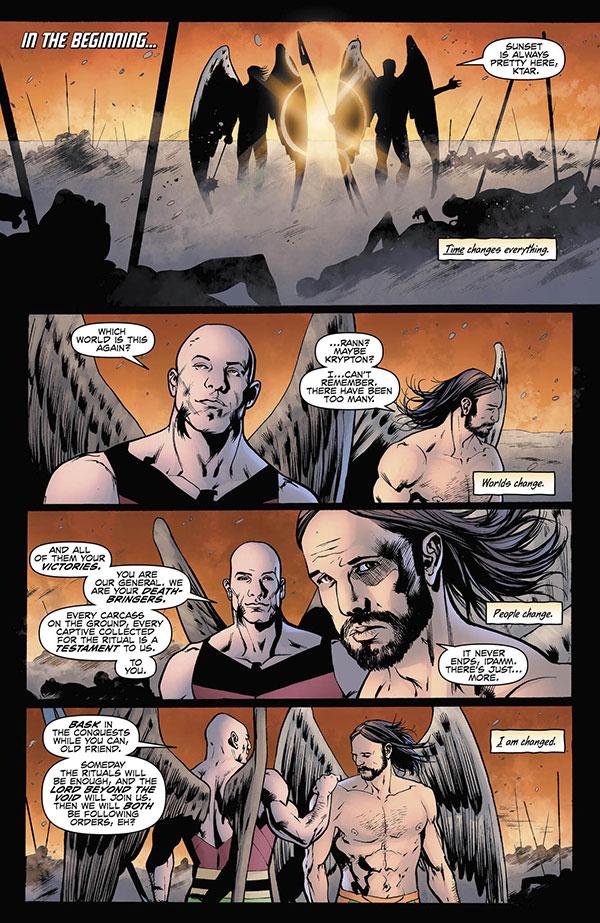 Hawkman 12 - Page 1