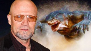 Rooker as King Shark