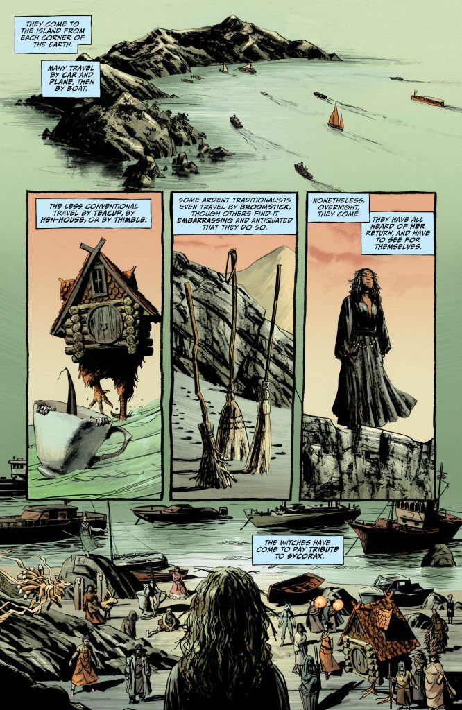 Lucifer#8-They-Gather-To-Honor-Sycorax