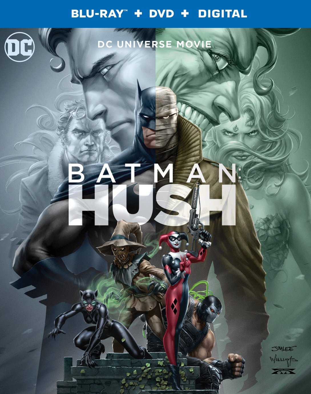 Batman Hush - DC Comics News