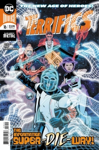 The Terrifics #16