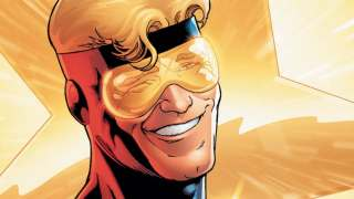 Booster Gold Joins the DCEU