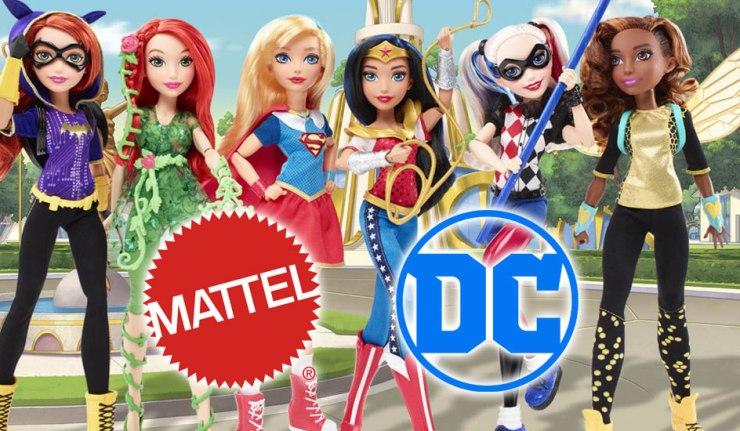 Mattel - DC License