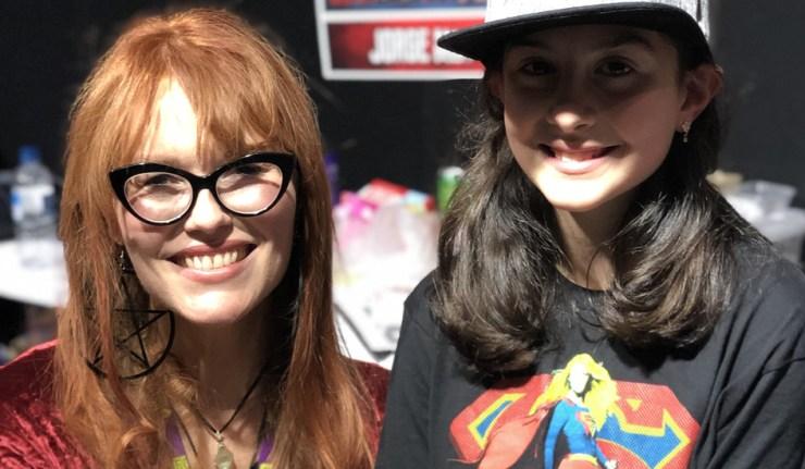 oz comic-con nicola scott interview