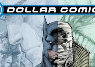 Dollar Comics Hush