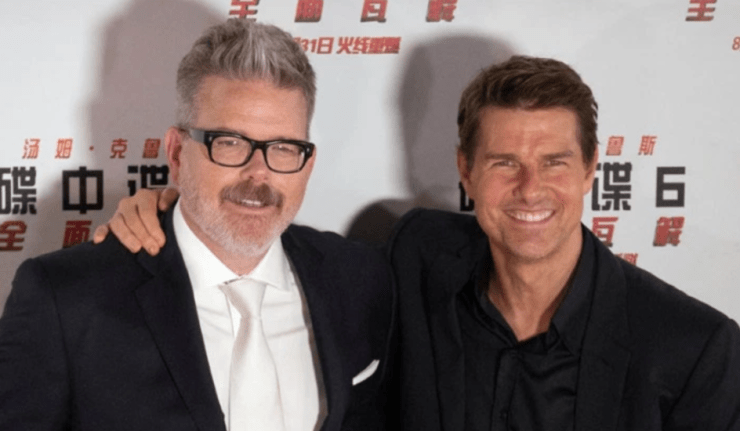 Christopher McQuarrie Green Lantern Superman