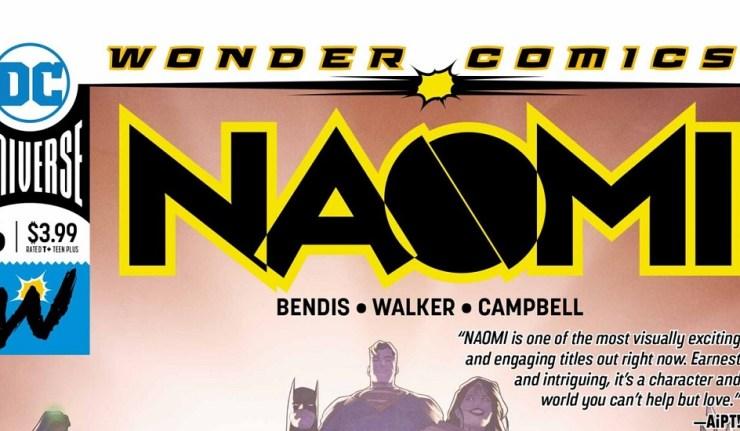 Review: Naomi #6 - DC Comics News