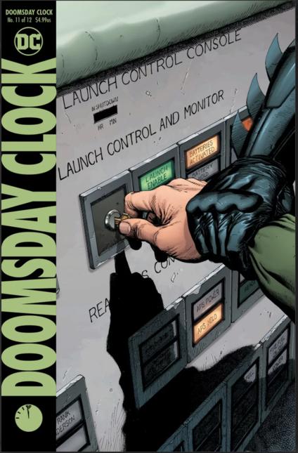 Doomsday Clock 11 delayed