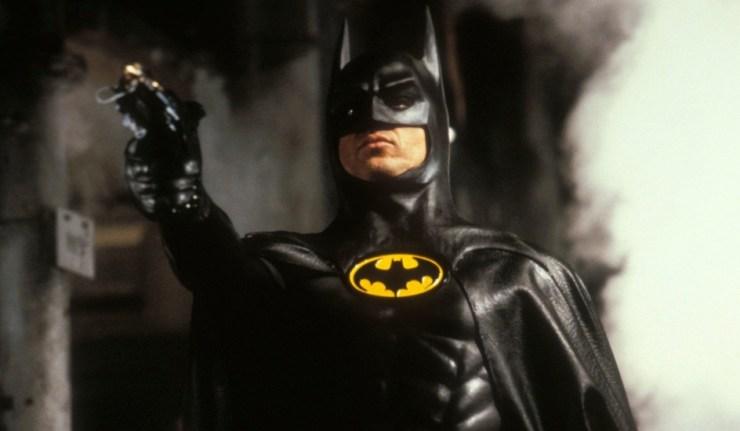 screening of Burton's Batman