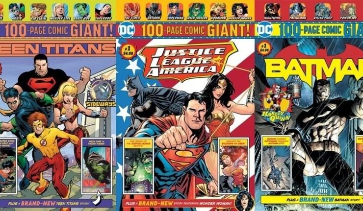 DC Reprint Strategy