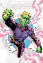 Brainiac-5 via DC Comics