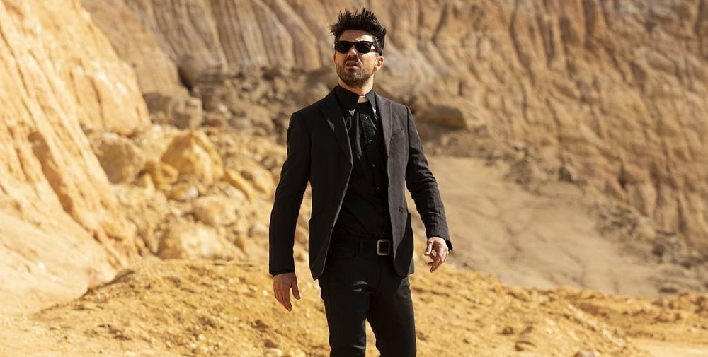 Masada - Dominic Cooper as Jesse Custer