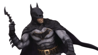 Batman Coipel statue dc collectibles