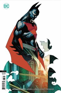 Batman Beyond 25 Alt Cover