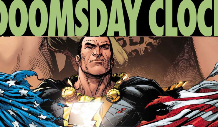 Doomsday Clock #11