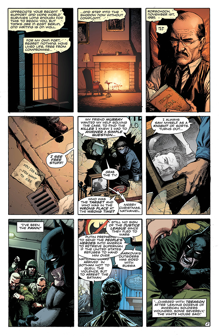 Doomsday Clock #11 Page 2