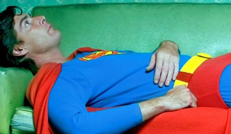 """Hollywood Superman"""