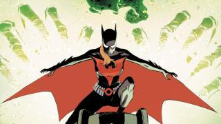 Batman Beyond #38