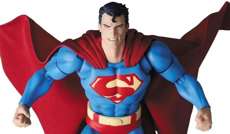 New Superman Hush Figure