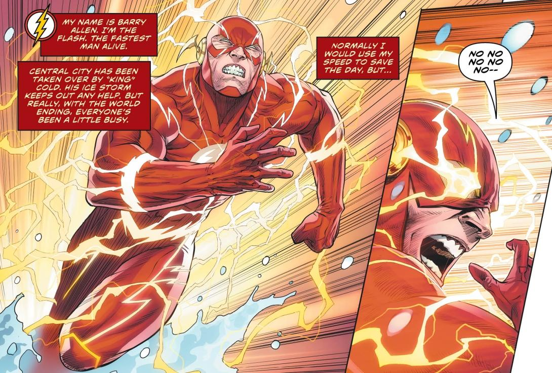 The Flash #85