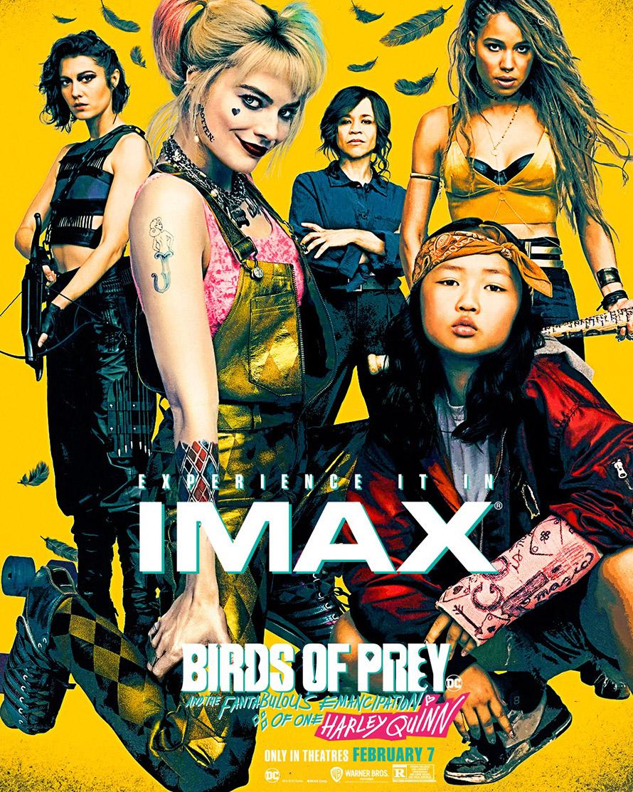Imax Debuts
