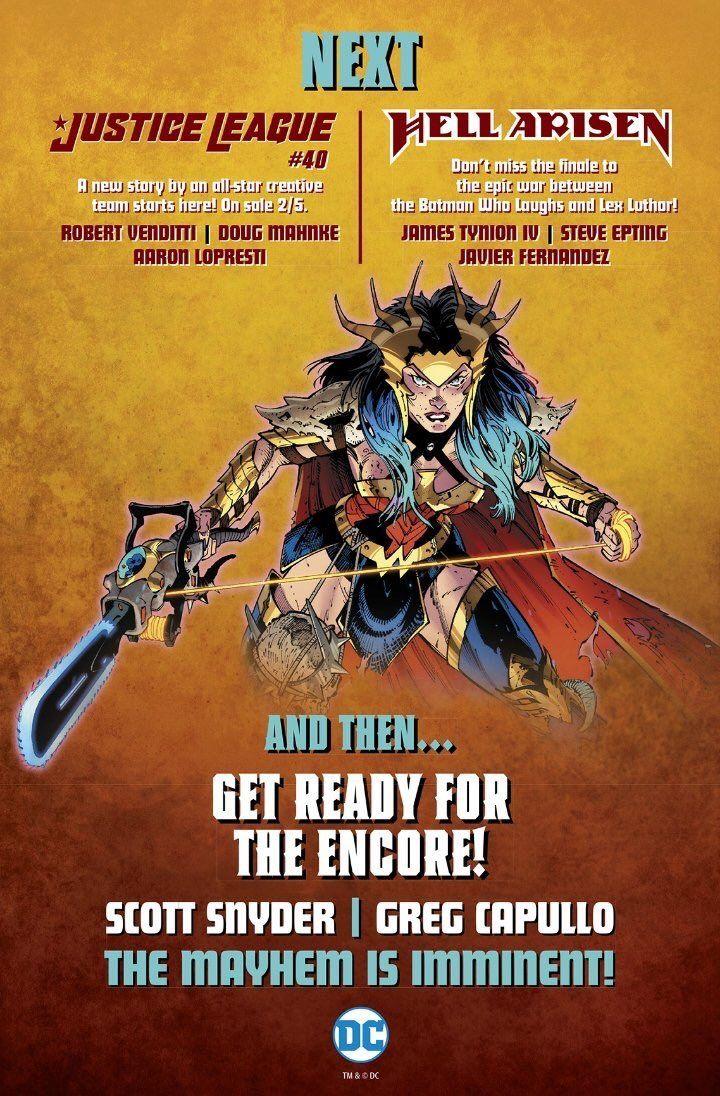 Scott Snyder Comic Event