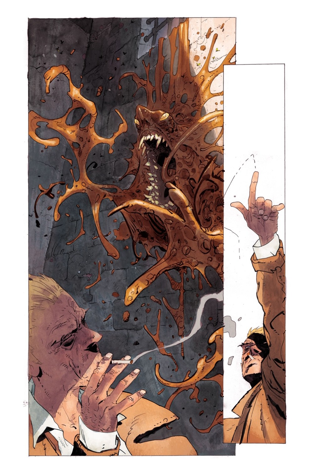 First Look: John Constantine: Hellblazer #4