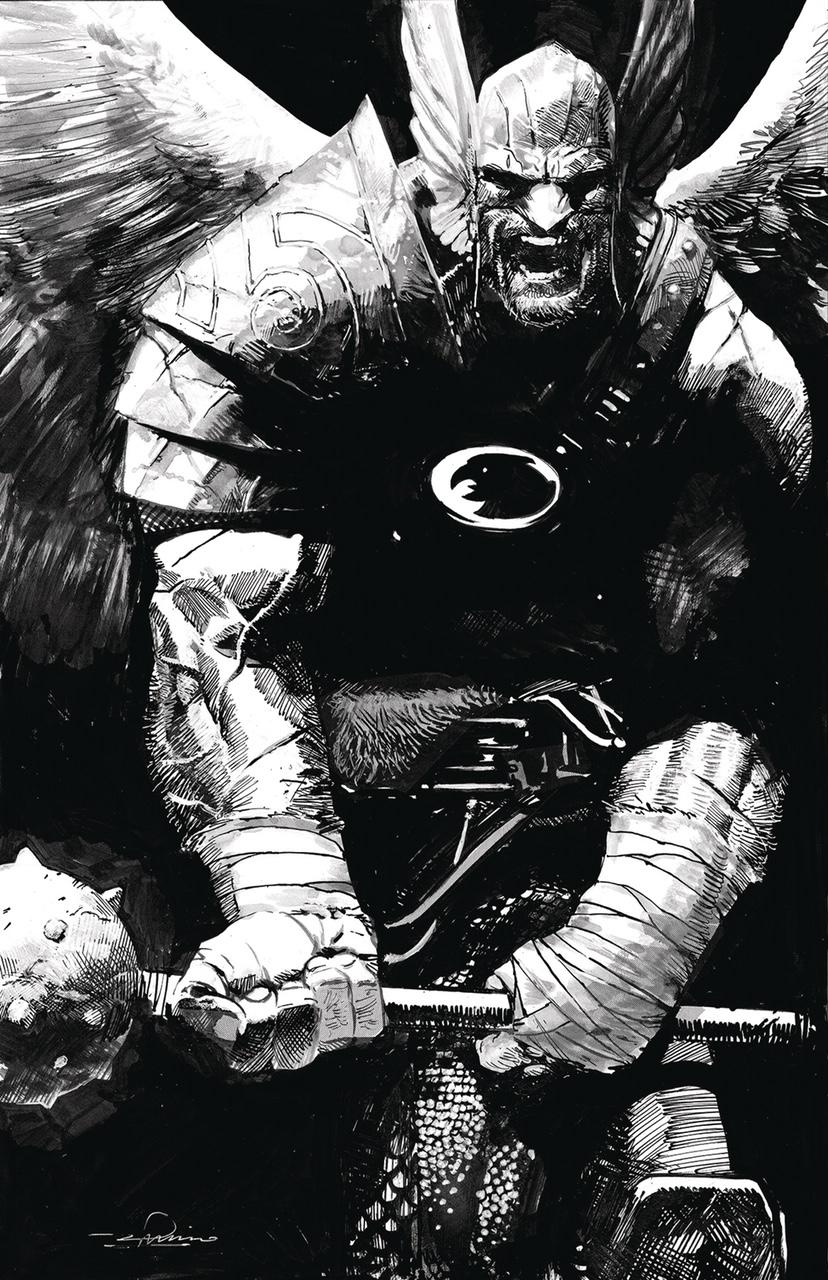 Variant Cover by Gerardo Zaffino.