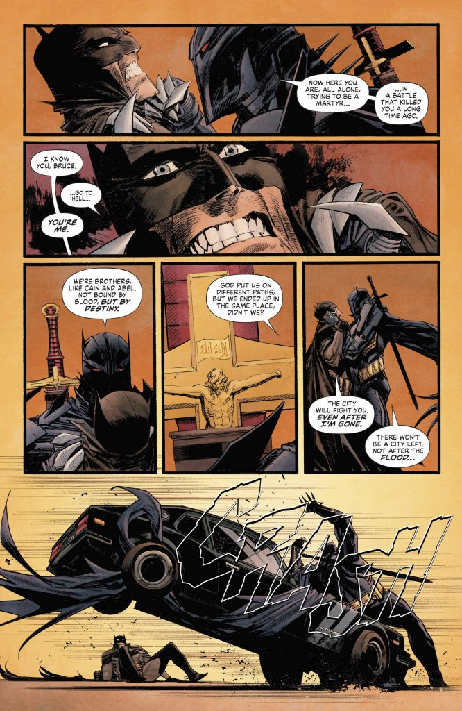 Curse of the White Knight #8