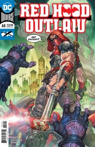 Red Hood Outlaw 44