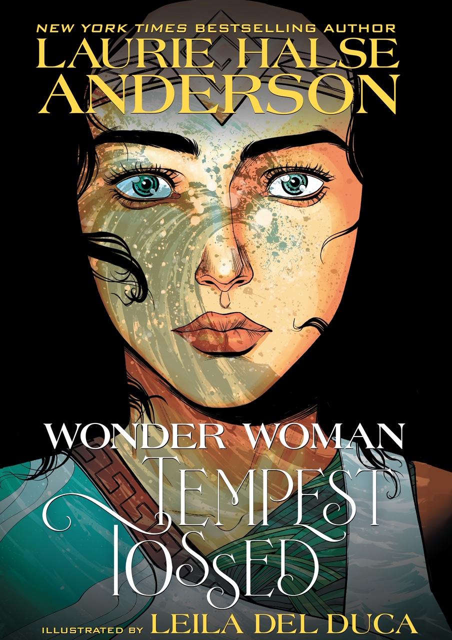 Wonder Woman: Tempest Tossed (Graphic Novel)